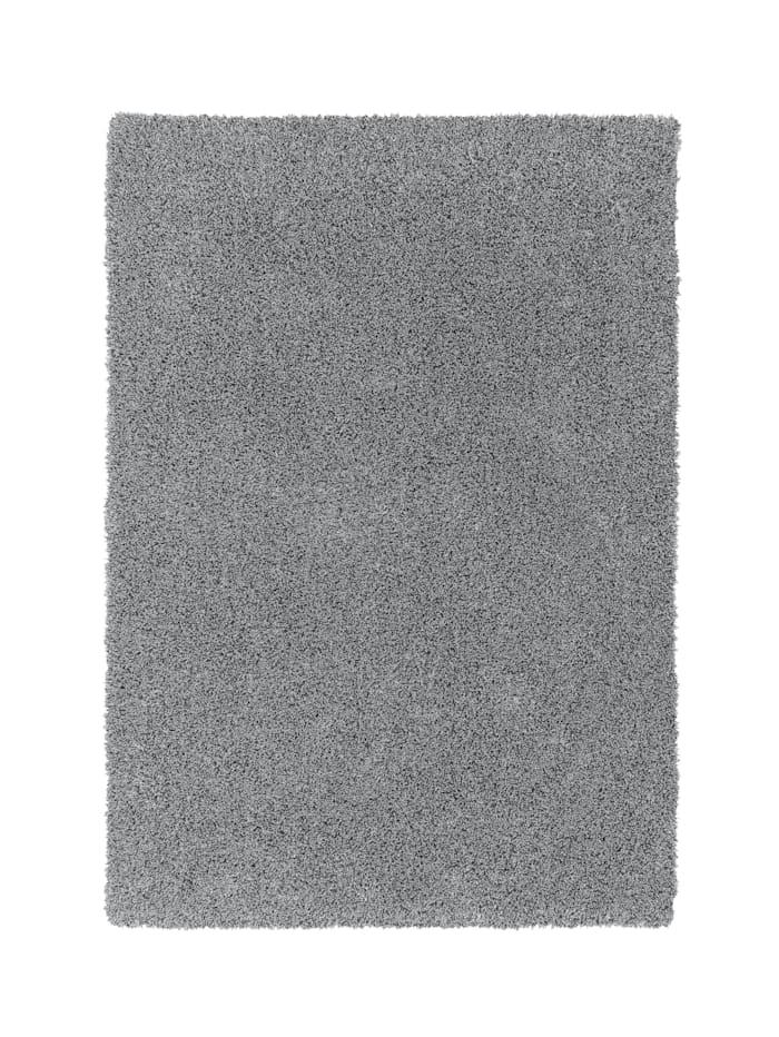 Schöner Wohnen Kollektion Hochflorteppich New Feeling, Grau