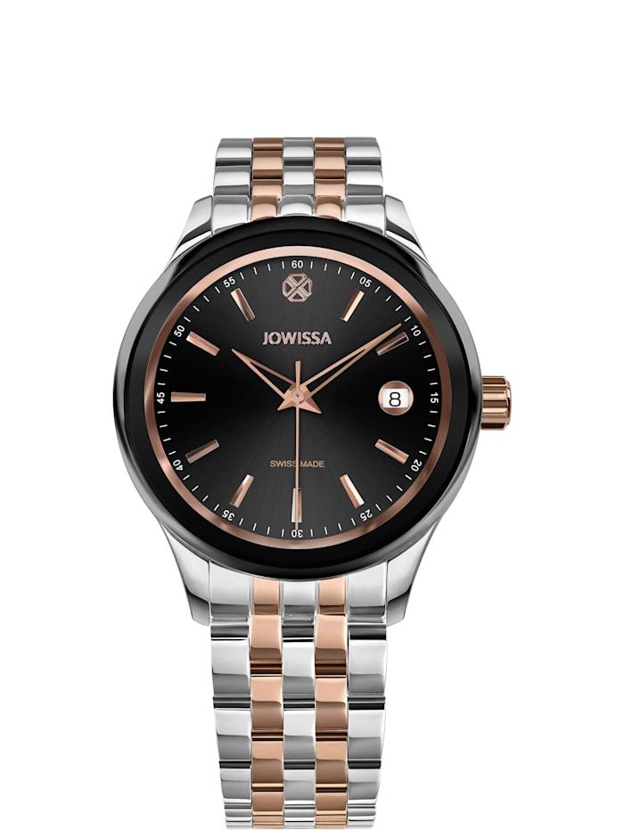 Jowissa Quarzuhr Tiro Swiss Made Watch, schwarz