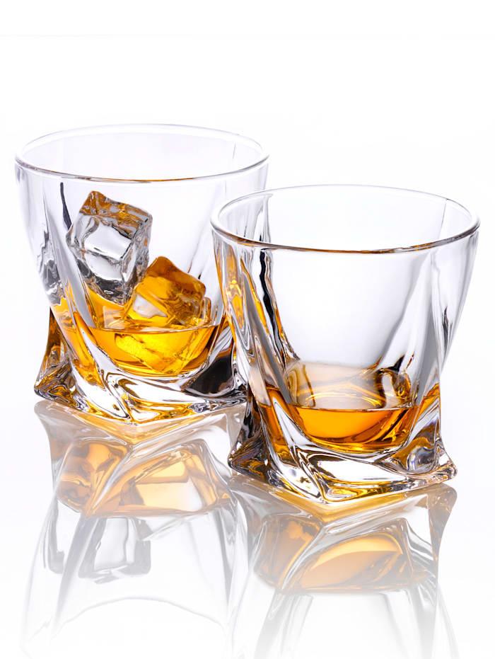 Set van 2 whiskyglazen