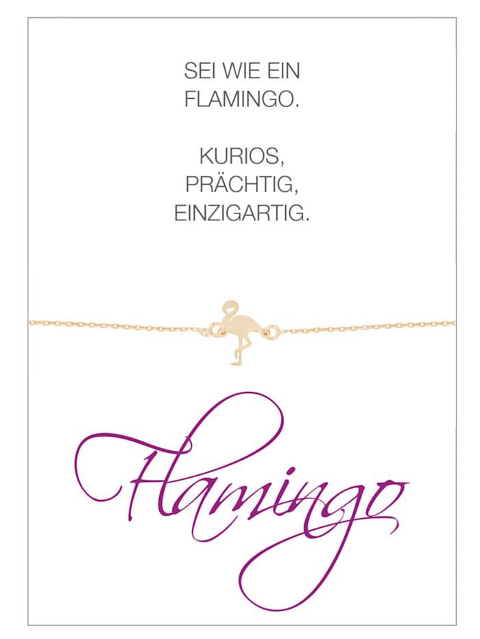 Flamingo-Armband