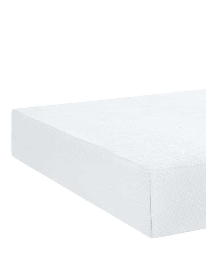 Webschatz Drap-housse thermo-isolant, Blanc