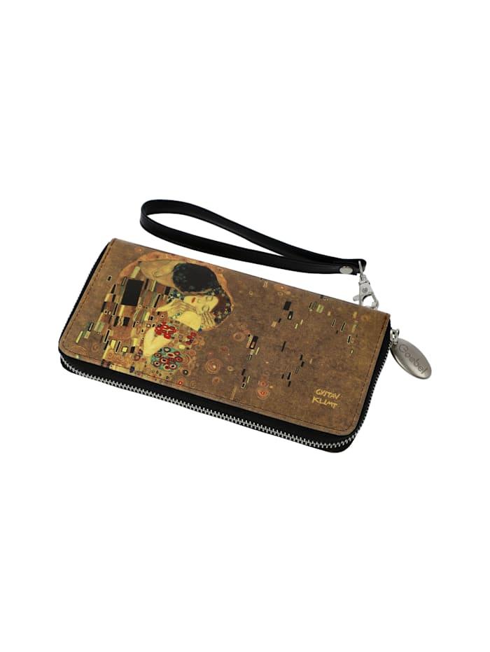 "Goebel Goebel Portmonnaie Gustav Klimt - ""Der Kuss"", Klimt - Kuss"
