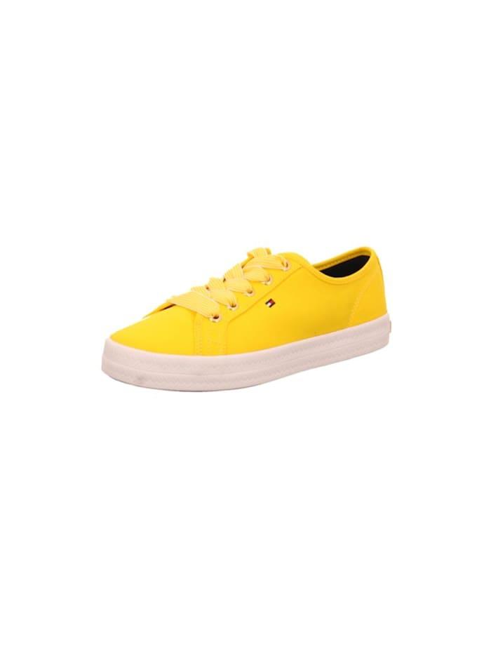TOMMY HILFIGER Sneakers, gelb