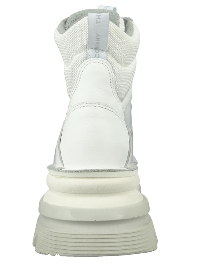 Damen Leder Sneaker CORE2 White 1642