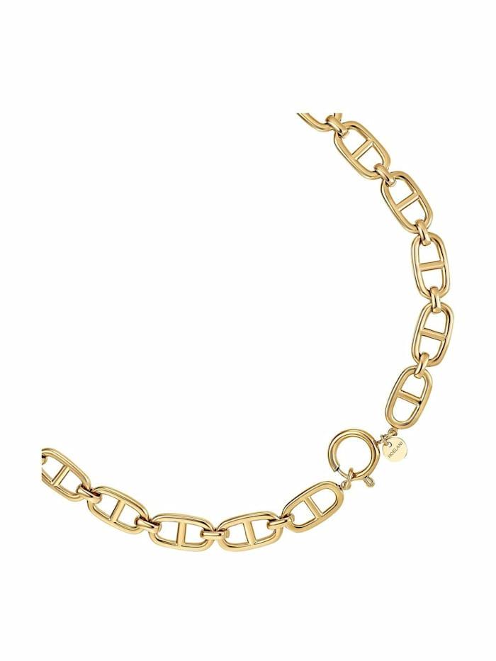 Kette für Damen, Stainless Steel IP Gold