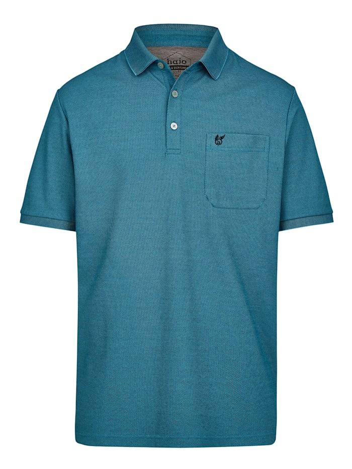 Softknit-Poloshirt