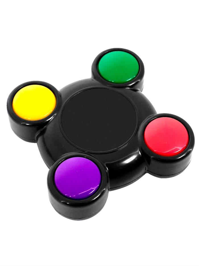 Muistipeli värivaloilla