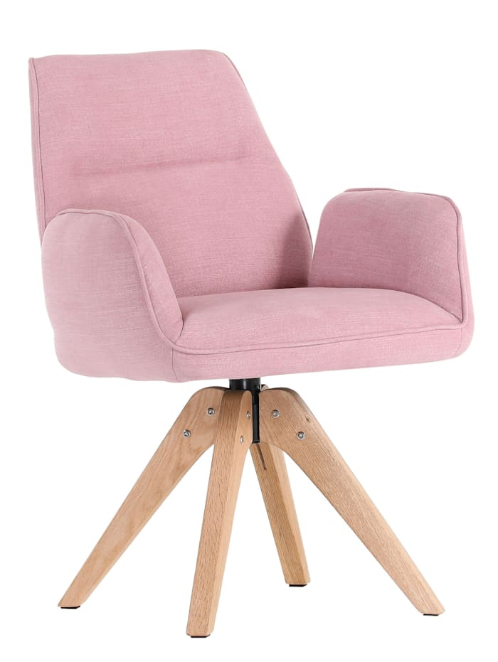 TopHome Drehstuhl, rosa