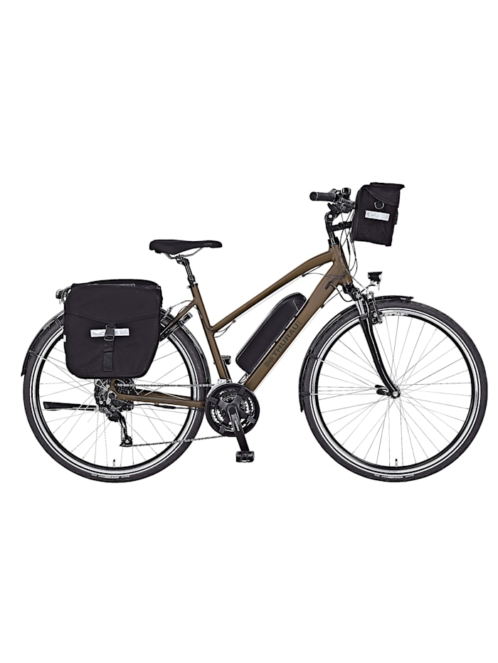 "DIDI THURAU EDITION E-Bike Alu City Trekking TRAVEL 28"", 36V 24G"