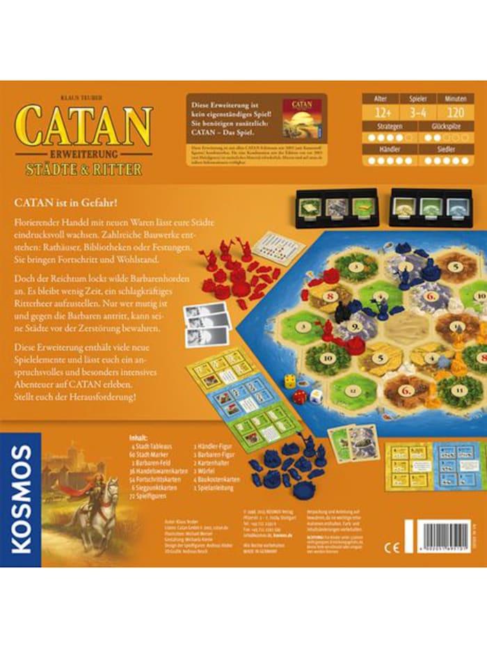 Brettspiel CATAN - Städte & Ritter