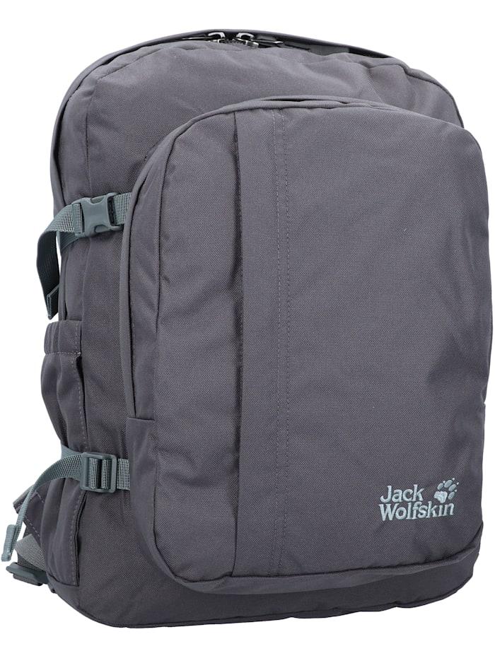 Jack Wolfskin Campus Rucksack 42 cm, dark steel