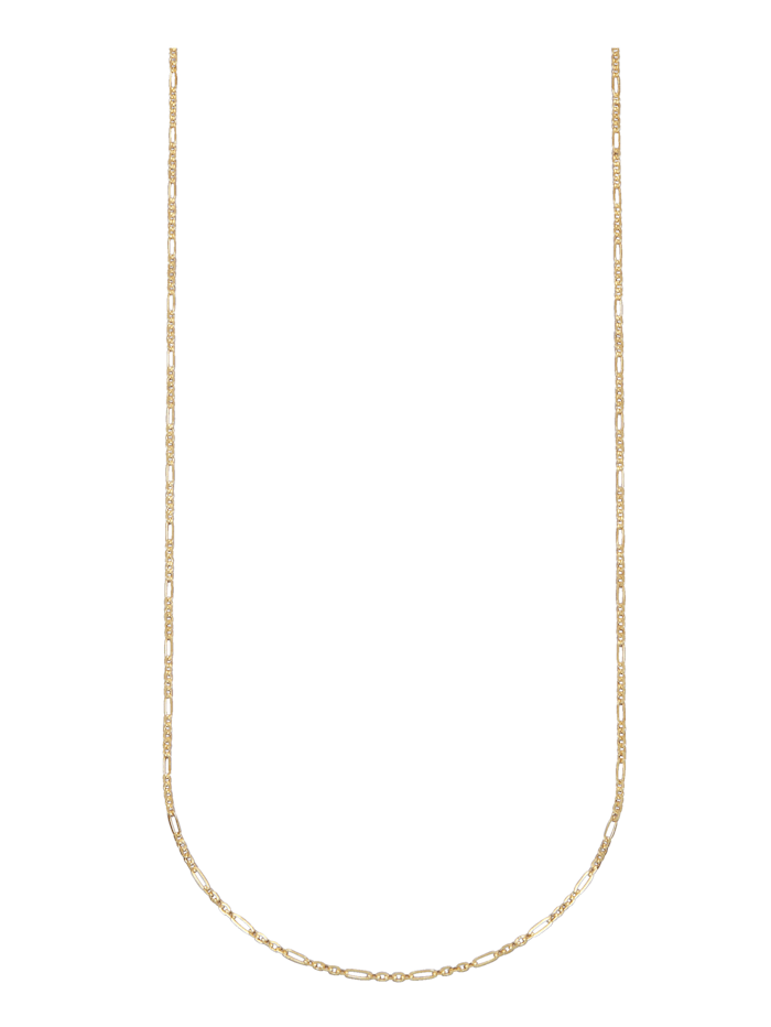 Diemer Gold Figaroketting, Geelgoudkleur