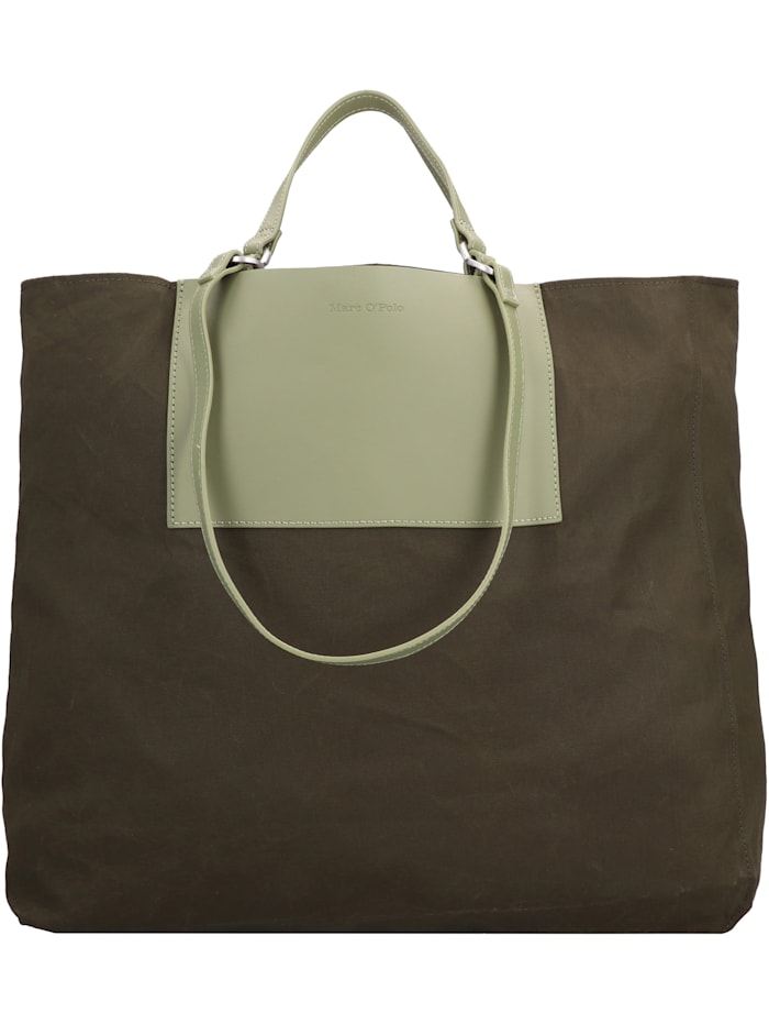 Marc O'Polo Palermo Shopper Tasche 42 cm, green