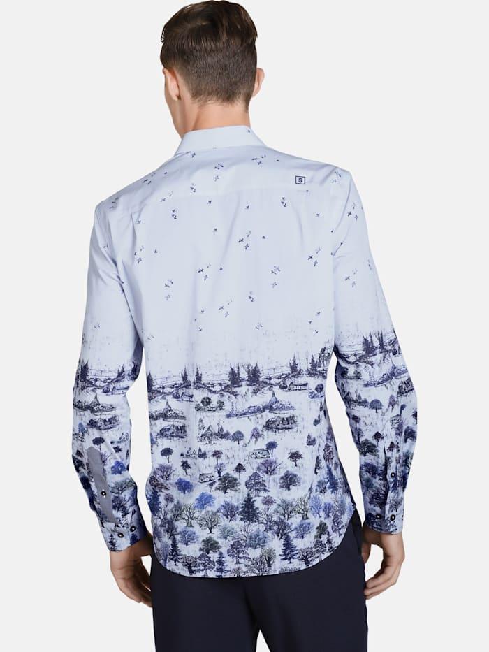 Shirtmaster Hemd winterpainting