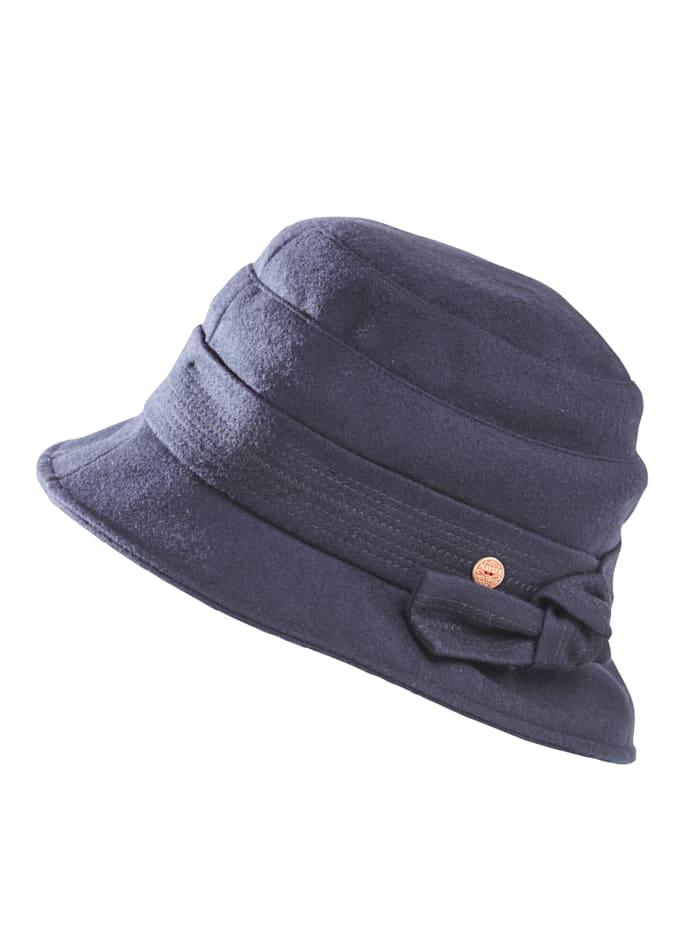 Mayser Chapeau de pluie Sympatex, marine