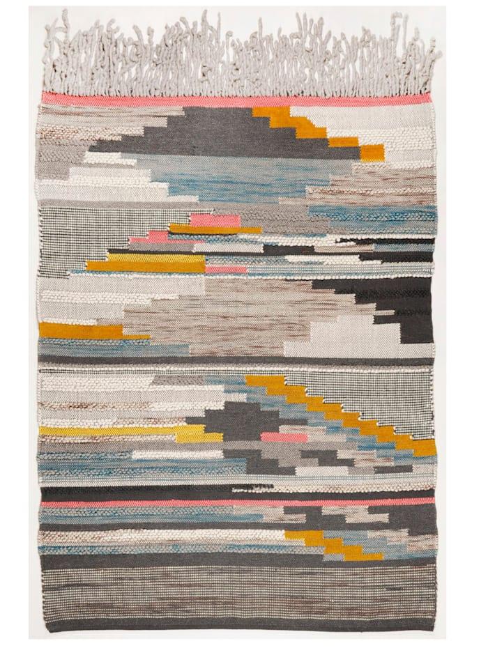 Theko®die Markenteppiche Tapis nomade,Andesh, Multicolore