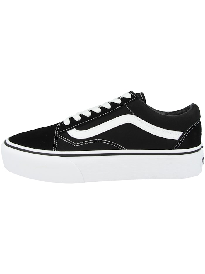 VANS Sneaker low Old Skool Platform, schwarz