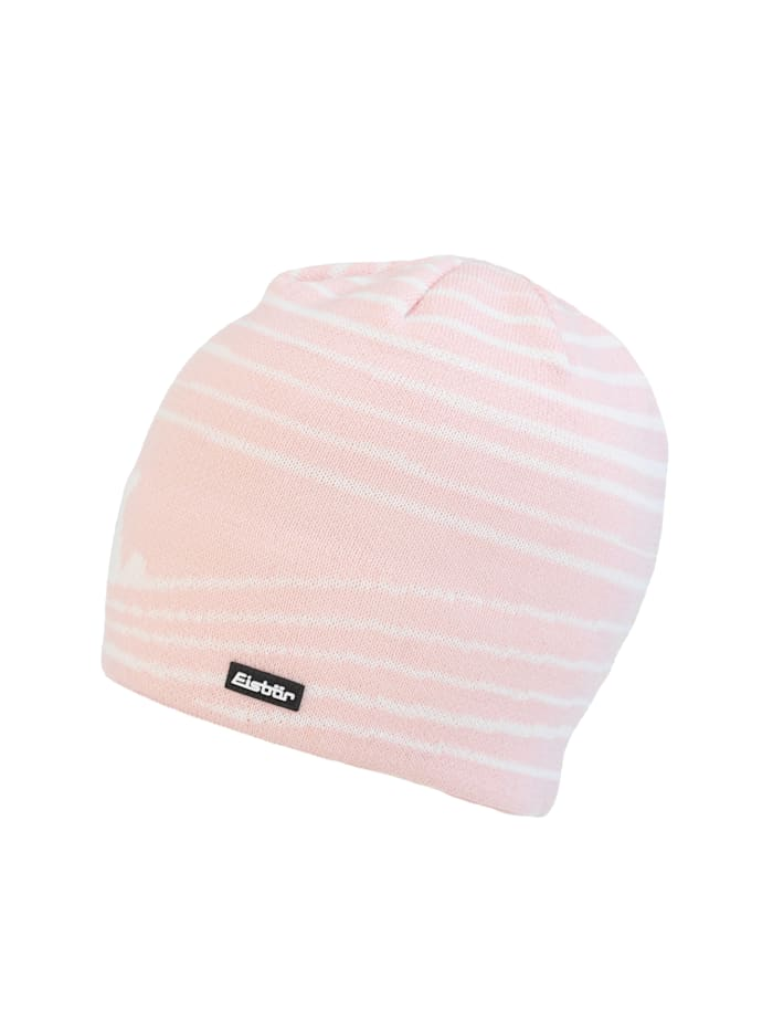 "Eisbär Dünne Kindermütze ""Poppy"", rosa/white"