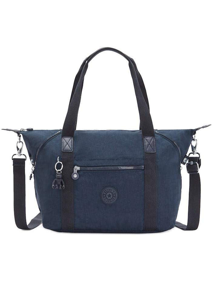 Kipling Basic Art Schultertasche 44 cm, blue bleu 2