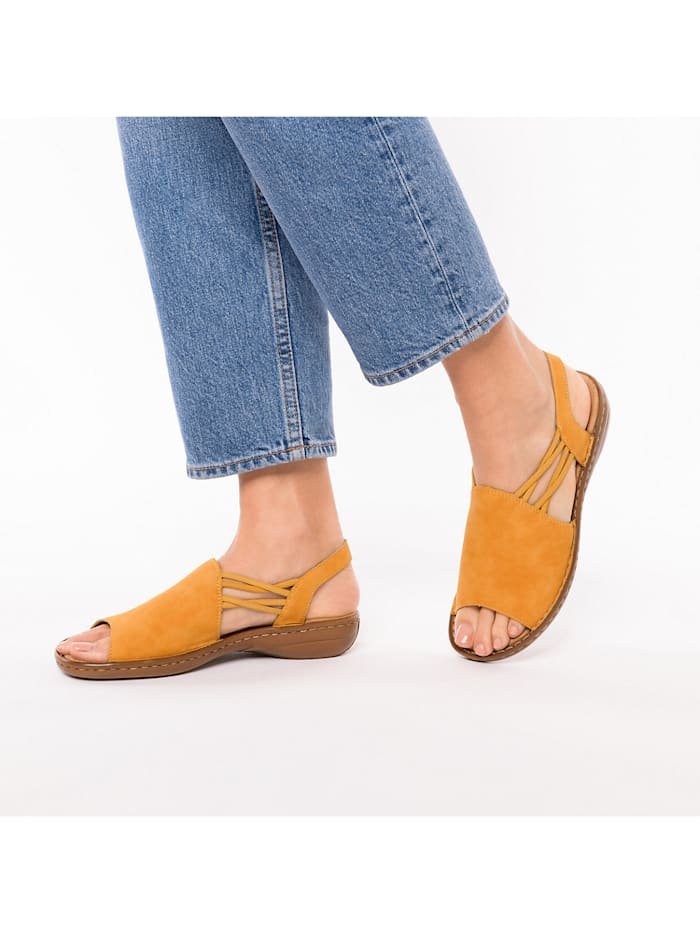 120 Komfort-Sandalen