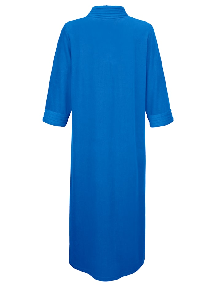 Kaftan crafted from soft towelling