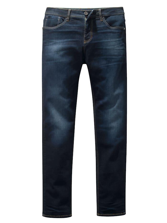 BABISTA Jean issu de la production durable, Bleu foncé
