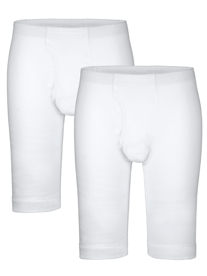 HERMKO Boxer, Blanc