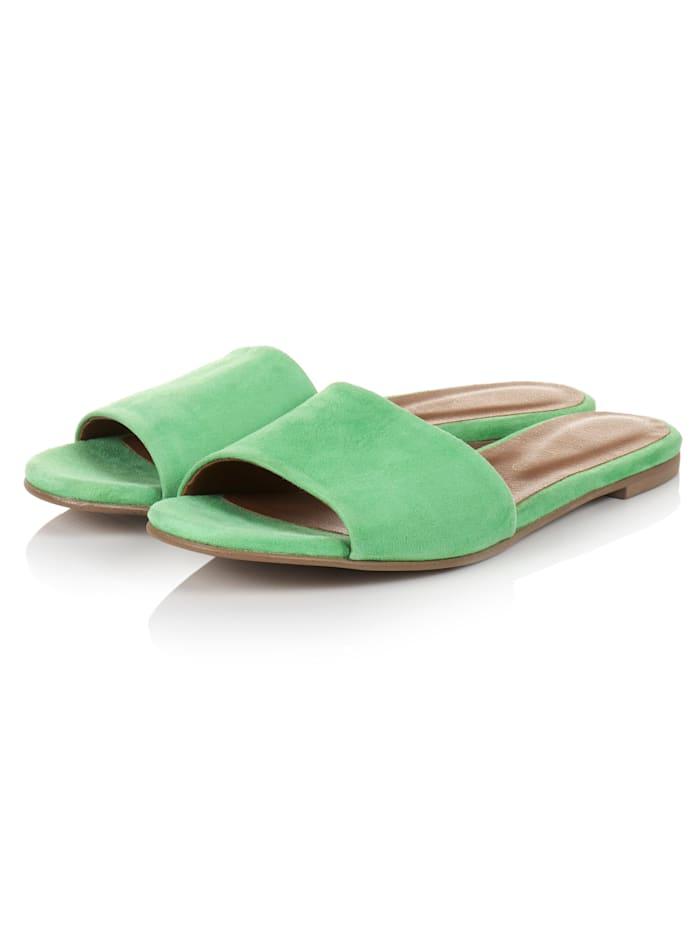 SIENNA Sandale, Grün