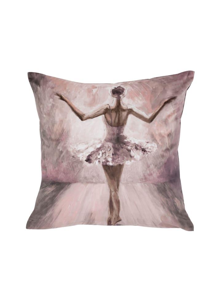 IMPRESSIONEN living Kissenhülle, Ballerina, multicolor