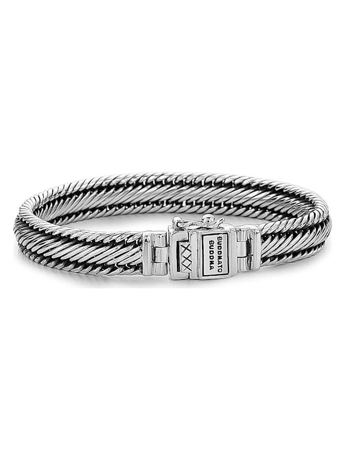 Buddha to Buddha Unisex-Armband 925er Silber