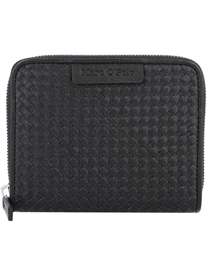 Marc O'Polo Carla Geldbörse RFID Leder 13 cm, black