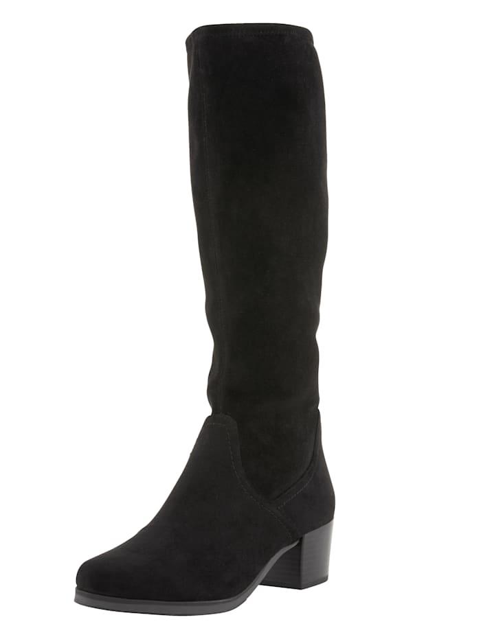MONA Boots, Black