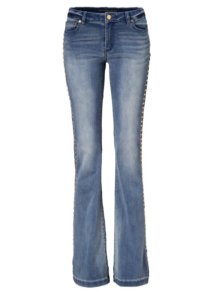 MICHAEL Michael Kors Jeans Flared Fit, Blau