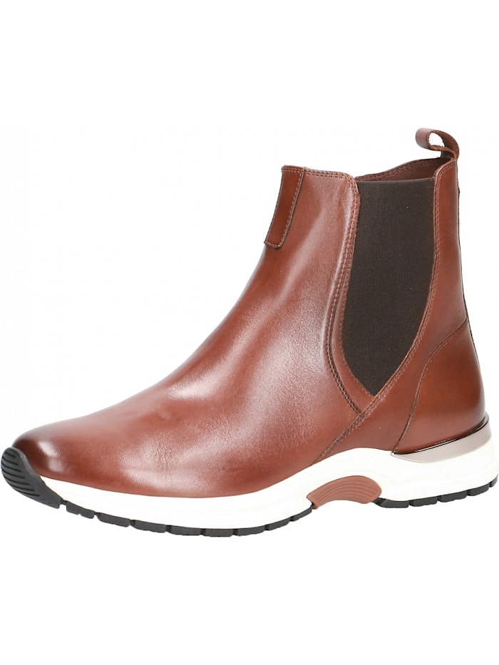 Caprice Chelsea Boots, cognac