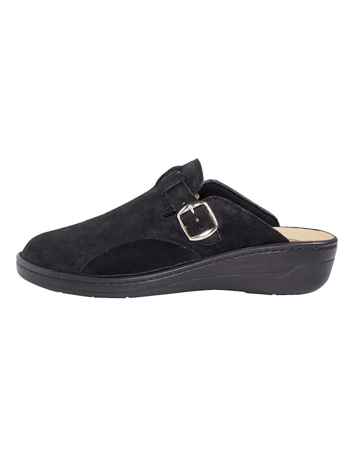 Nazouvací obuv s pěnovou vsadkou