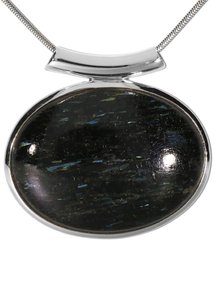 1001 Diamonds Damen Schmuck Edelstein Nuumit Anhänger 925 Silber bunt, bunt