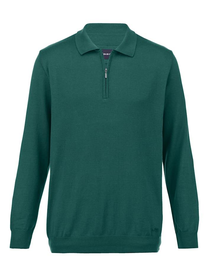 BABISTA Trui in trendy kleur, Groen