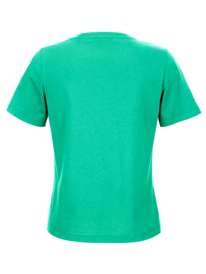 Shirt van 'cotton made in Africa'