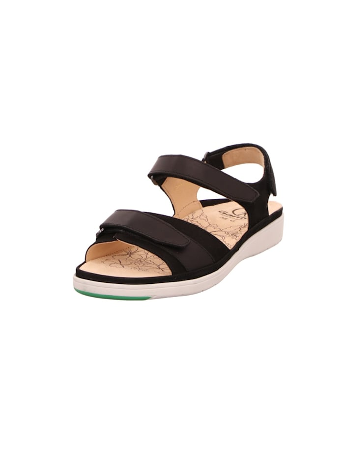 Ganter Sandale Sandale, schwarz