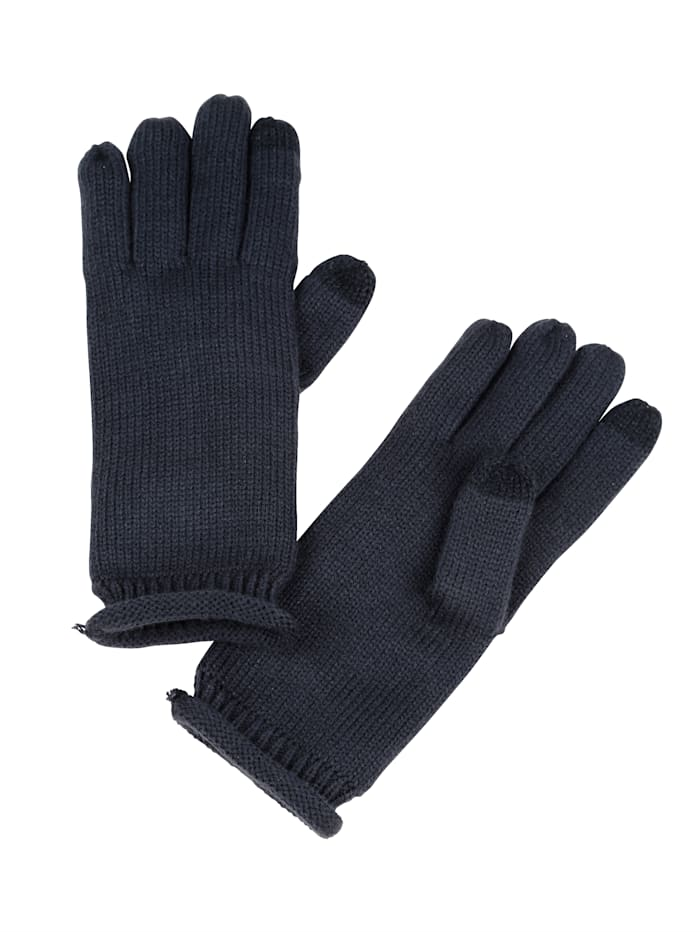 basically you Fingervantar - en storlek, marinblå