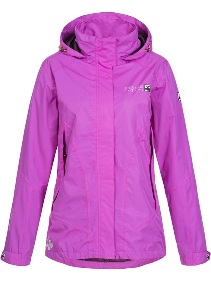 DEPROC ACTIVE CHARNY WOMEN, Pink