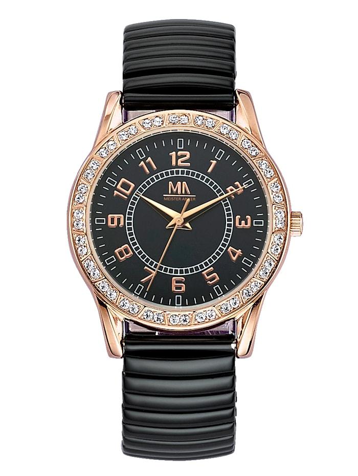 Meister Anker Dámske hodinky, Čierna