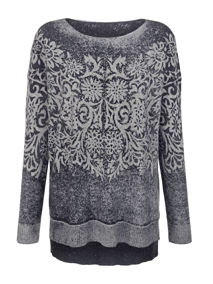 Pull-over Coupe longue et ample