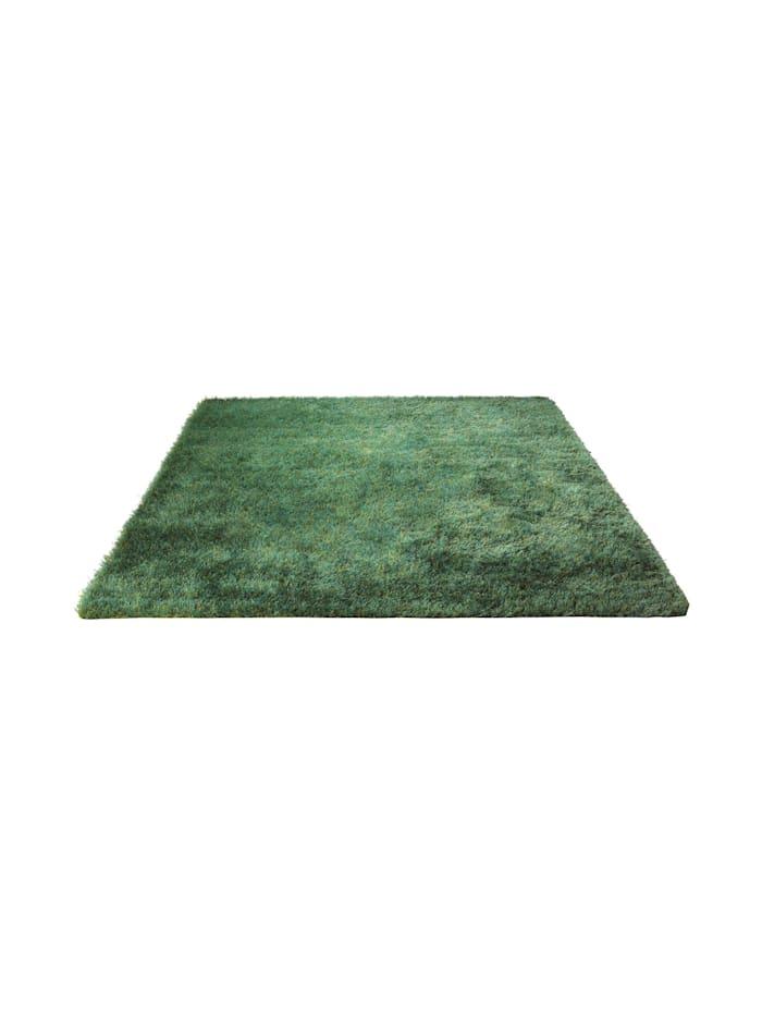 Esprit Teppich New Glamour, grün petrol