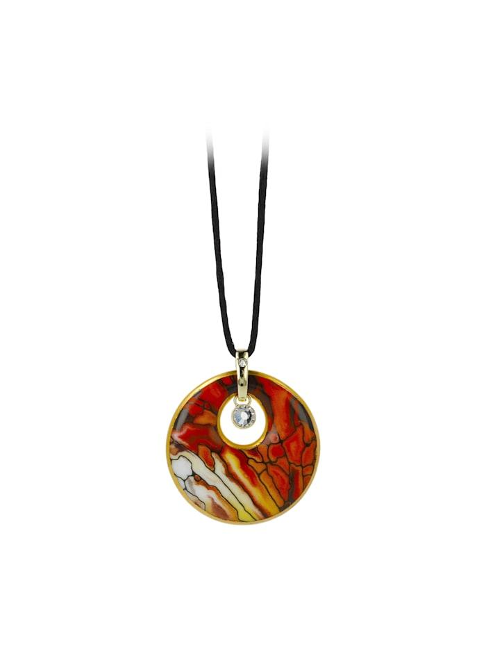 Goebel Halskette Mosaik I Mit Swarovski(R) Kristallen