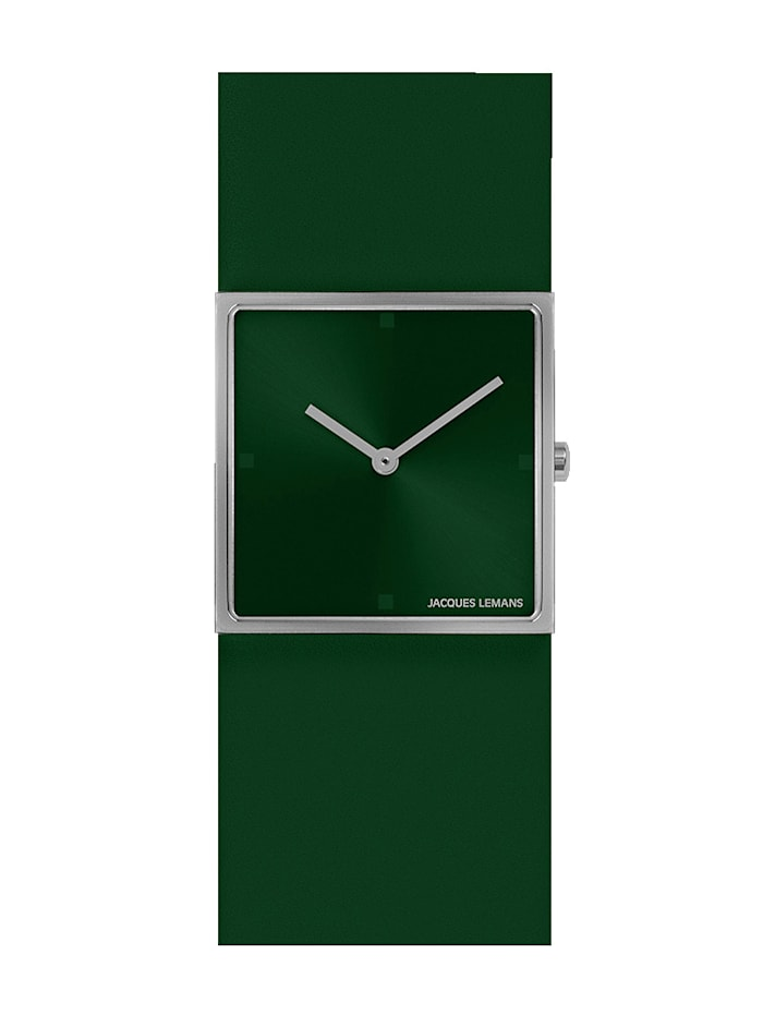 Jacques Lemans Armbanduhren, Grün