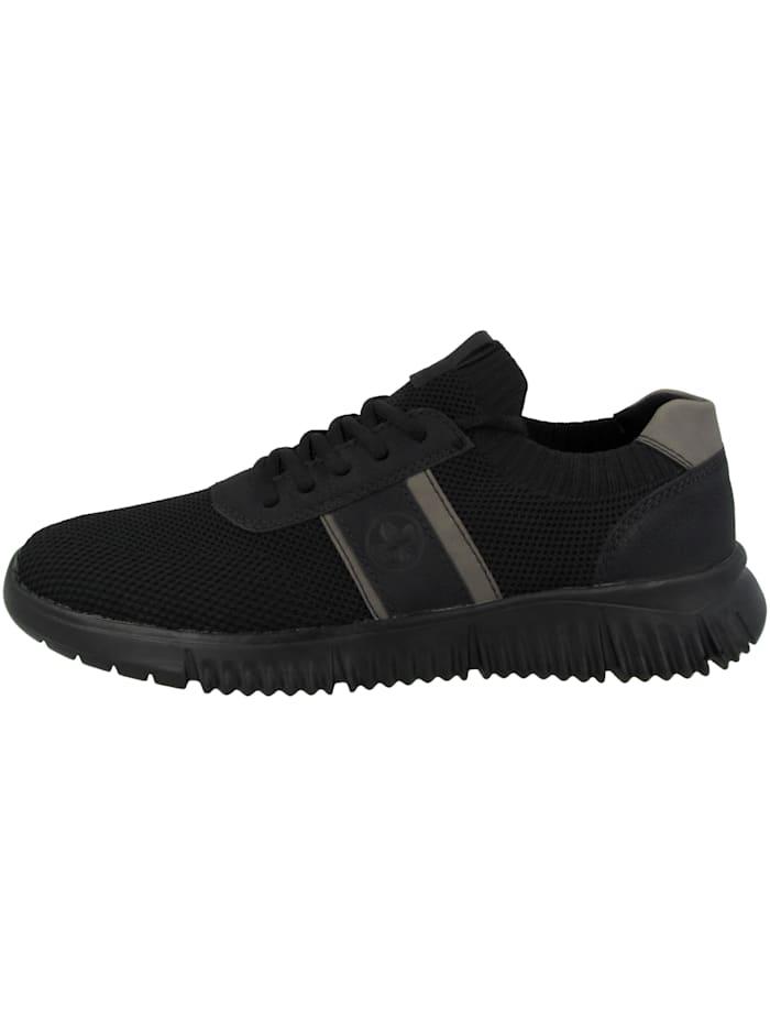Rieker Sneaker low B7570, schwarz