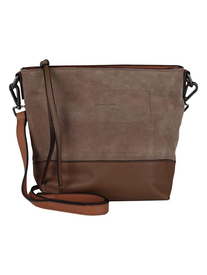 FredsBruder Crossbody Bag Shoot, light brown