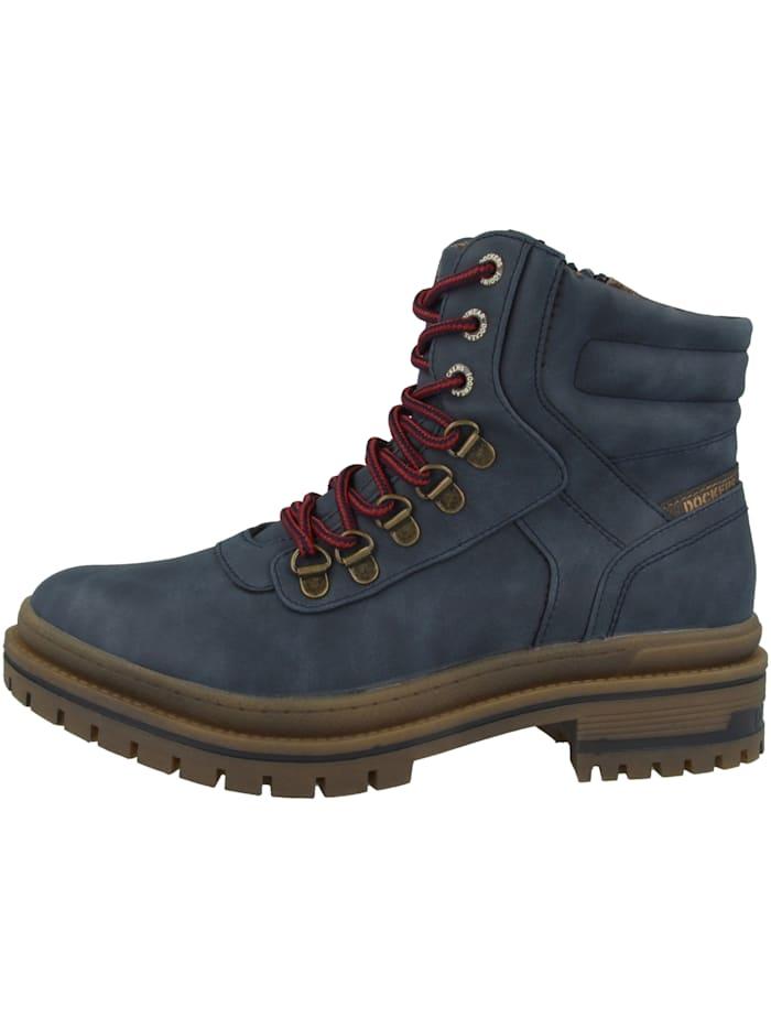 Dockers Boots 47NV201, blau