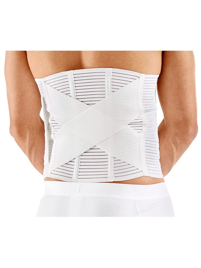 Orthopädischer Bauch- und Rückenstützgürtel - temperaturausgleichend